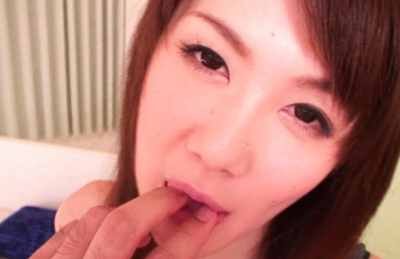 Erika Kirihara can´t wait to get banged hard by her fellow. Japanese beauty Erika Kirihara