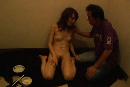 Ai nude in a hotel room with this horny Asian he. Japanese beauty Ai