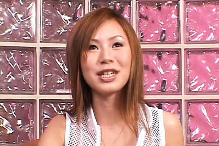 Yuu Kawanos vagina is played with then is fisted by a fucker. Japanese beauty Yuu Kawano