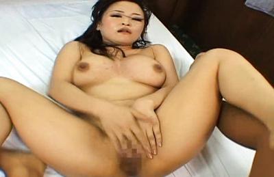 Yuu Haruka shoves her boobies in his face so male can lick her mamillas. Japanese beauty Yuu Haruka