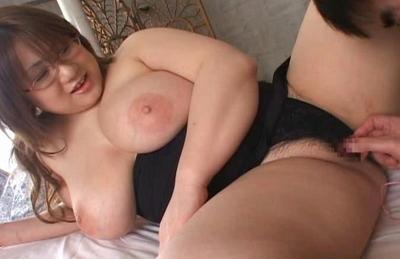 Pine Miyazaki Asian girl with big rack gets a hard banging in shaggy hole. Japanese beauty Pine Miyazaki