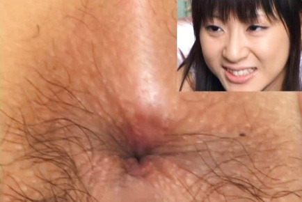 Hina Hinako´s fluffy sphincter is very tight and ready to be pounded. Japanese beauty Hina Hinako