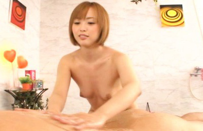 Yu Namiki Asian with soap on behind has cooch aroused in bath tub. Japanese beauty Yu Namiki