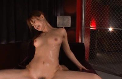 Akiho Yoshizawa with wet body has nooky big time pumped by hunk. Japanese beauty Akiho Yoshizawa