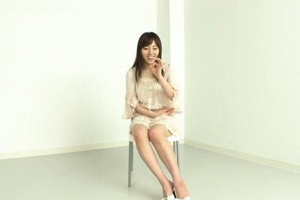 Azusa Nagasawa Asian in perfect dress has her arsehole spread by dude. Japanese beauty Azusa Nagasawa