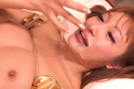 Japanese av model. Japanese AV Model and dolls get cumshot after are pumped in cooshie