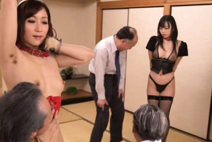Japanese av model. Japanese AV Model and babes are undressed and explored by dudes