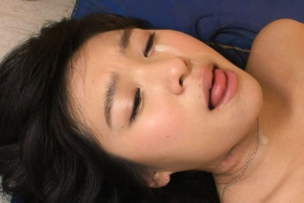 Nana ogura. Nana Ogura Asian with big cans is make love by student and gets ejaculate