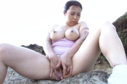 Yuuko kuremachi. Yuuko Kuremachi with huge nude tits rubs her
