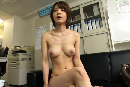 Yukina. Yukina Asian has juicy titties and nasty butt cheeks touched