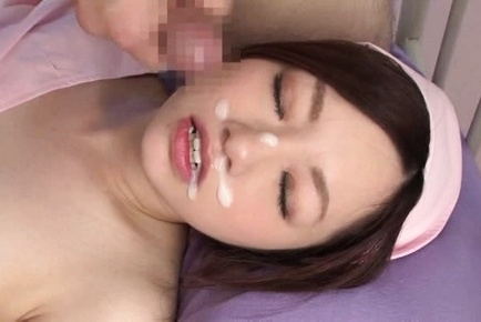 Mana asahi. Mana Asahi Asian with racy tits exposed is