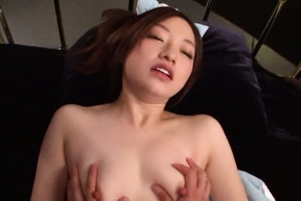Mana asahi. Mana Asahi Asian has nude assets touched and