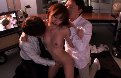 Rina rukawa. Rina Rukawa Asian is fuck in mouth and has nooky rubbed by men