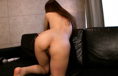 Yukino kawai. Yukino Kawai Asian shows nasty butthole and fish taco from behind