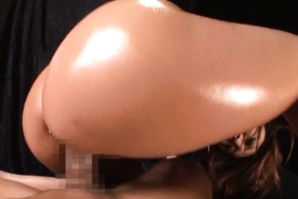 Risa kasumi. Risa Kasumi Asian with oiled body screams