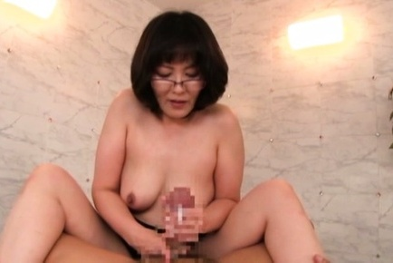 Amateur Asian dame with specs has libertine titties shaking in doggy. Japanese beauty Amateur