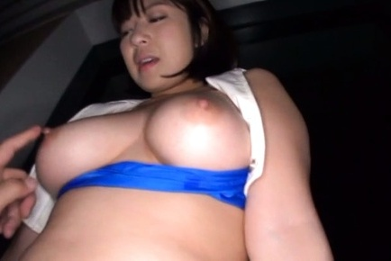 Wakaba onoue. Wakaba Onoue Asian is kissed and has voluminous
