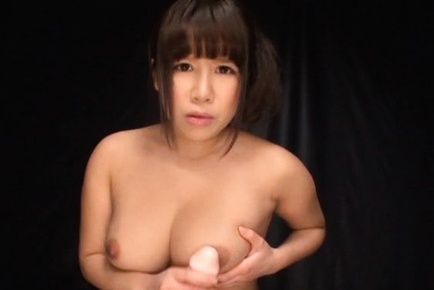 Yuka Natsukawa Asian fondles vibrocock of and with her generous melons. Japanese beauty Yuka Natsukawa