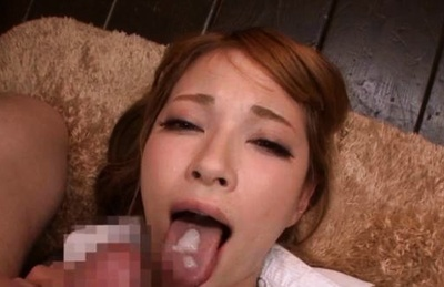 Tia Asian has big cans revealed and stockings ripped for her cunt. Japanese beauty Tia