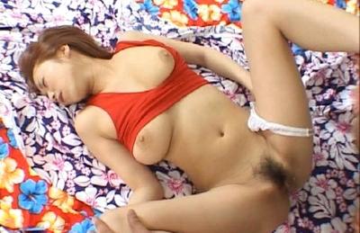 Kyoko Ayana vagina lips spread wide so you can see her pink twat. Japanese beauty Kyoko Ayana