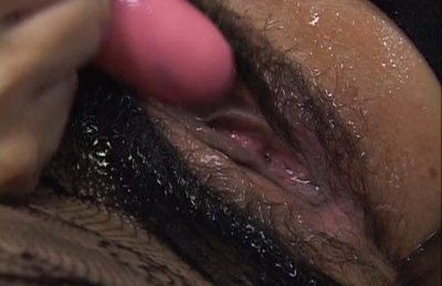 Yuki Touma has a sex toy on her clit and teasing furiously. Japanese beauty Yuki Touma